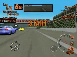 Screenshot Thumbnail / Media File 1 for Gran Turismo 2 - Simulation Mode [NTSC-U]